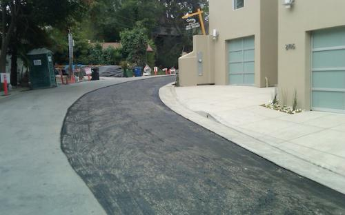 Los Angeles Asphalt Paving